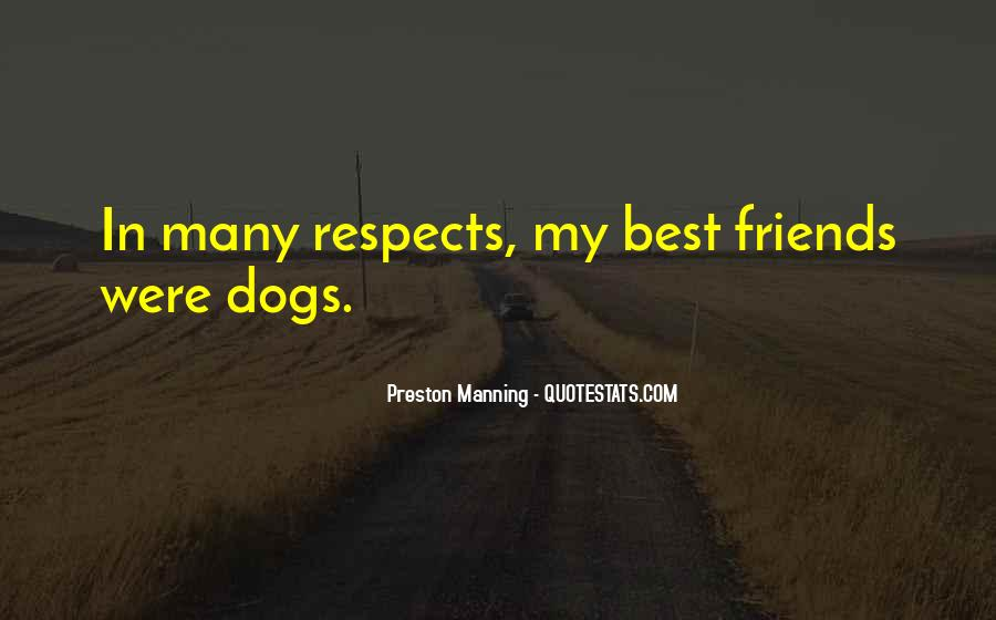 Respects Others Quotes #134844
