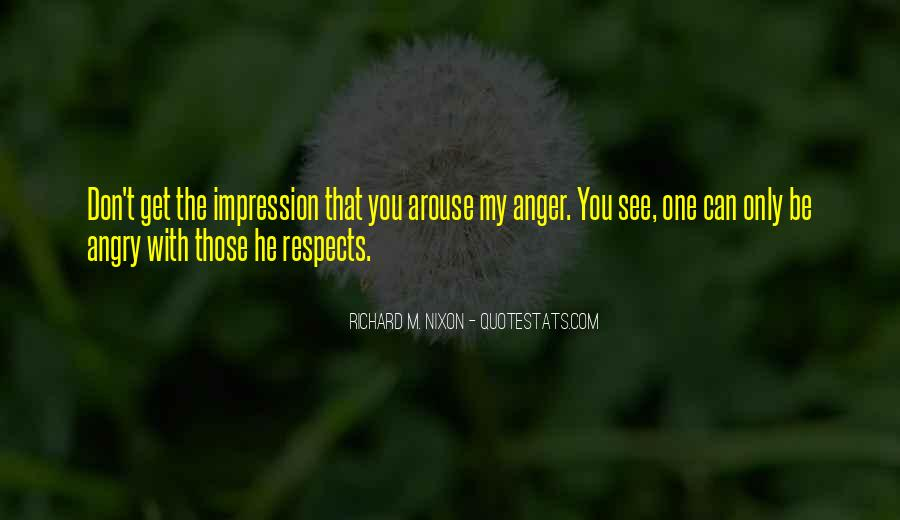 Respects Others Quotes #166278