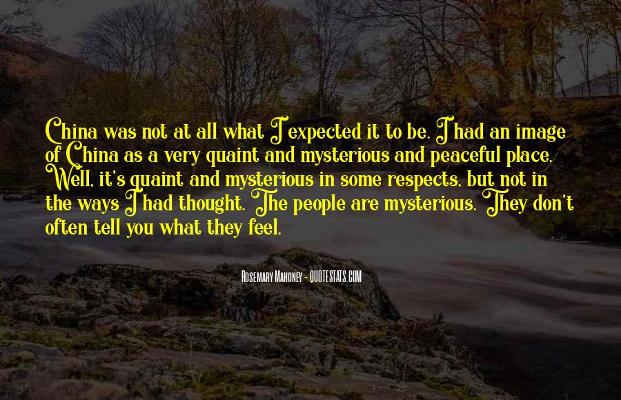 Respects Others Quotes #22722