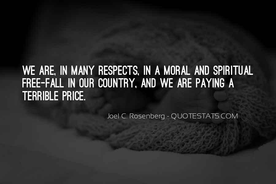 Respects Others Quotes #74955