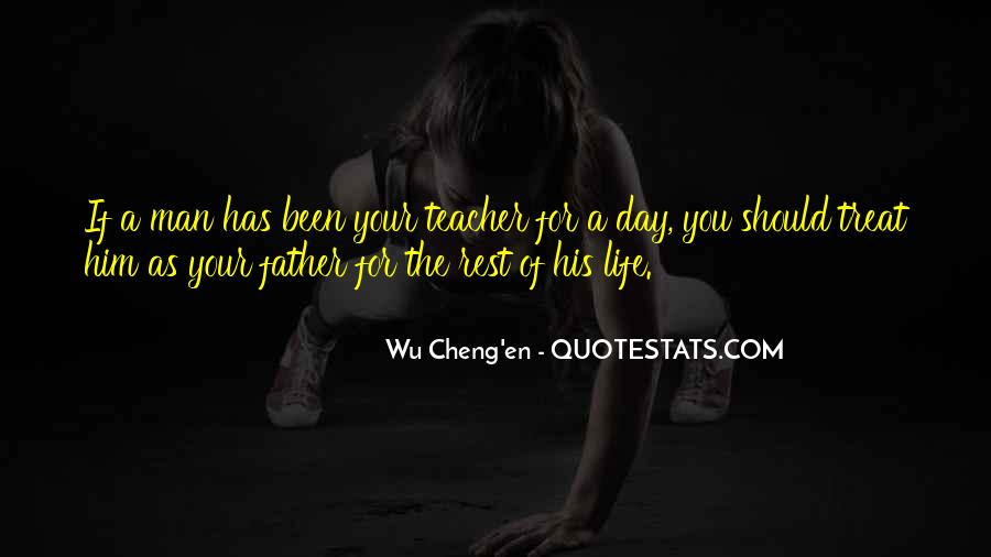 Rest Of Your Life Quotes #12479