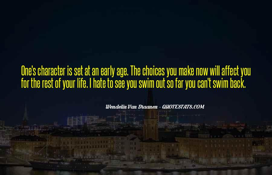 Rest Of Your Life Quotes #148653