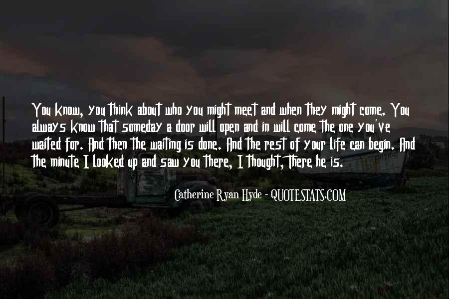 Rest Of Your Life Quotes #185420