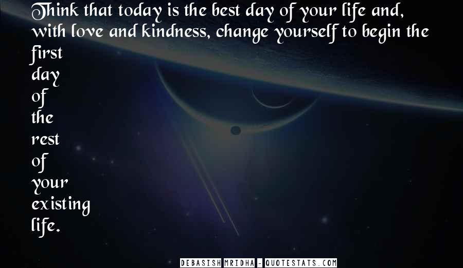 Rest Of Your Life Quotes #241648