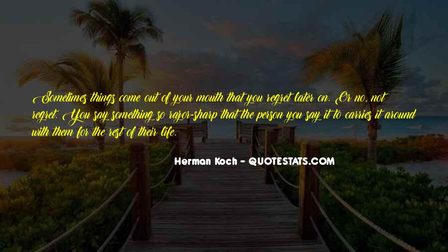 Rest Of Your Life Quotes #41413