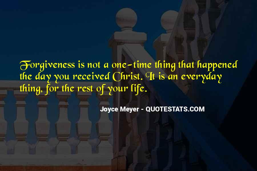 Rest Of Your Life Quotes #73215