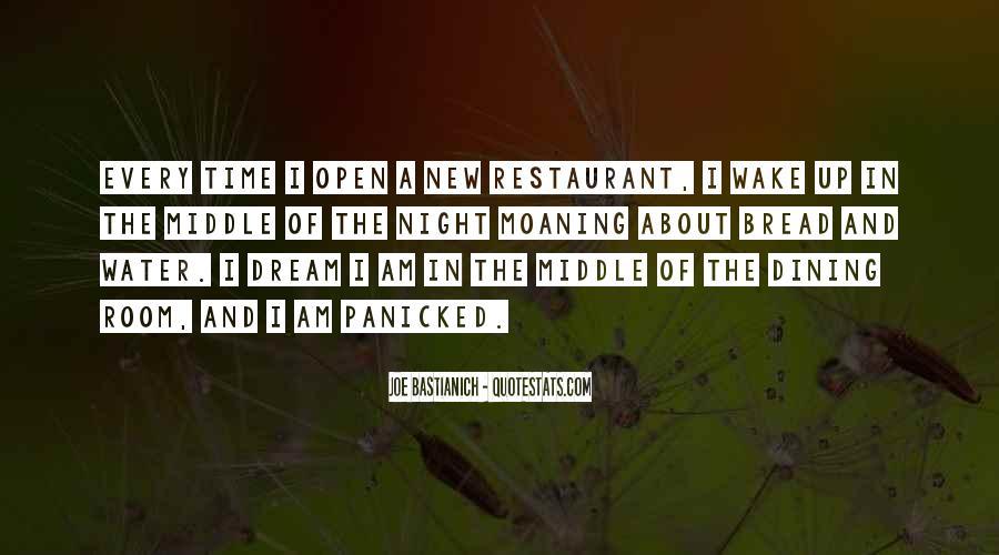 Restaurant Dining Quotes #1524261