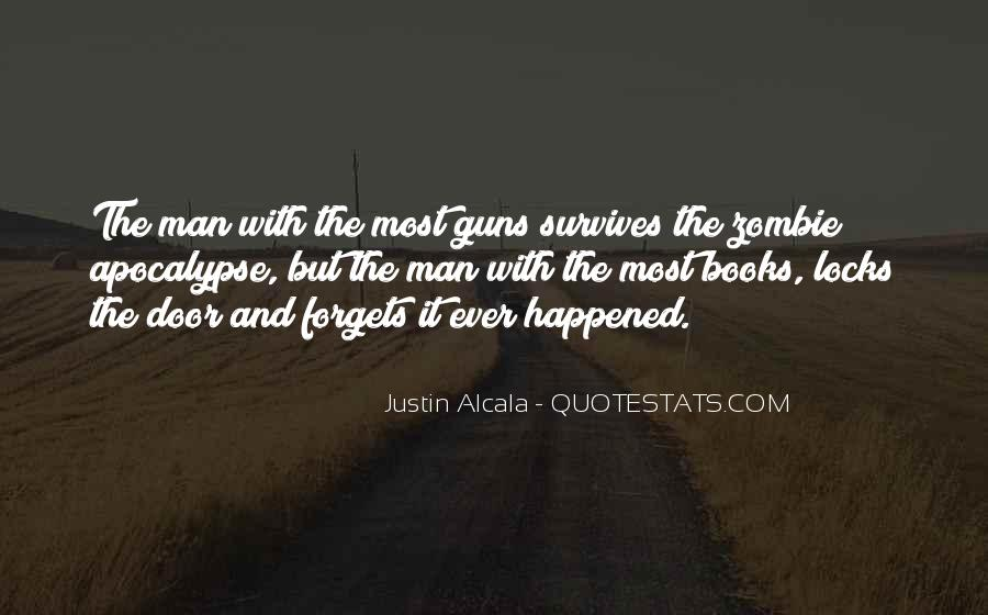Quotes About Alcala #334053