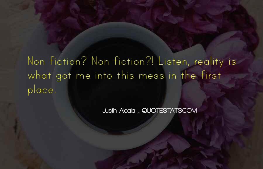Quotes About Alcala #451748