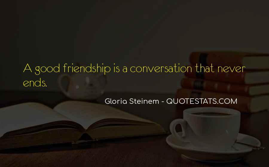 Retiring Friendship Quotes #1056640