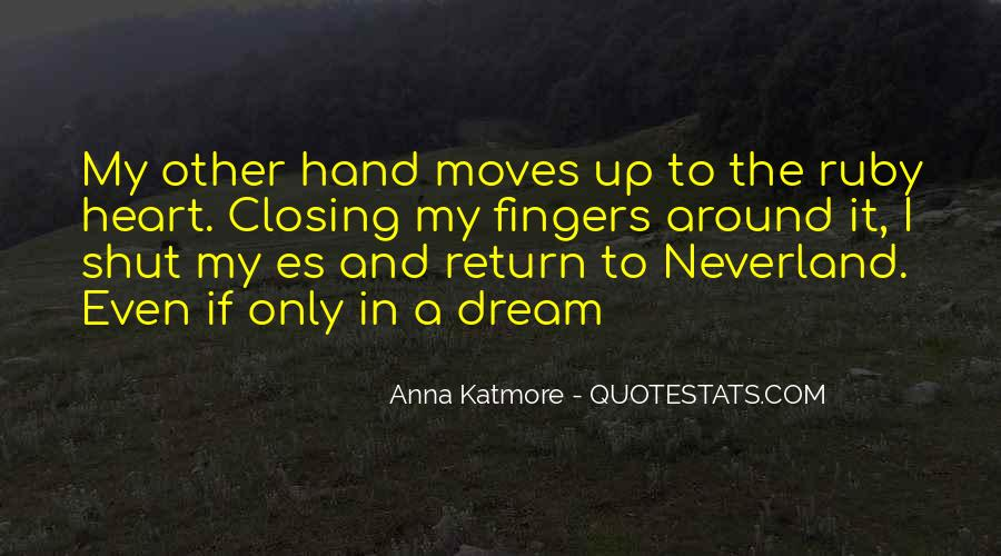 Return To Neverland Quotes #1700368