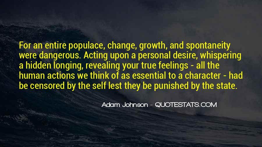 Revealing True Self Quotes #1024284
