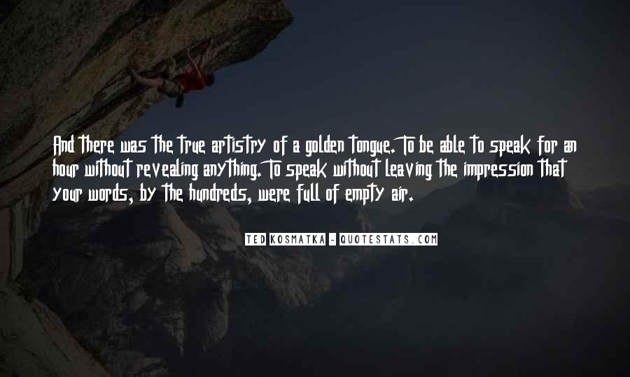 Revealing True Self Quotes #1087455