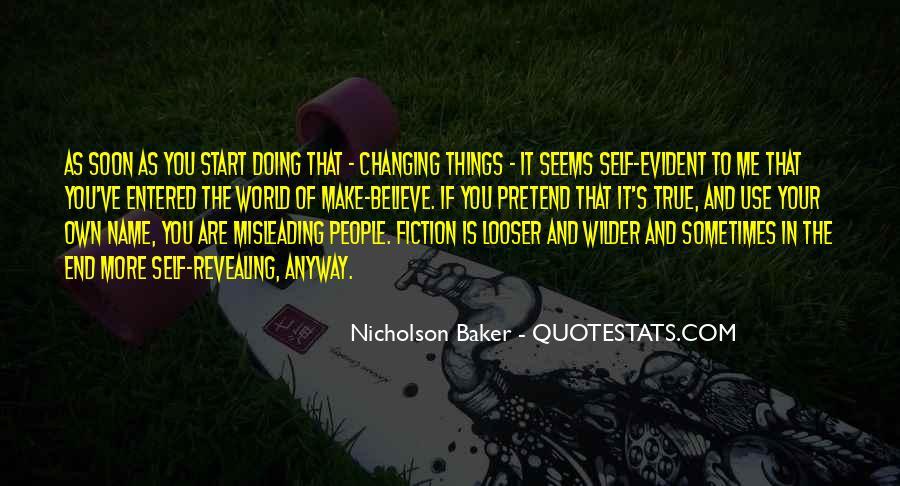 Revealing True Self Quotes #1386264