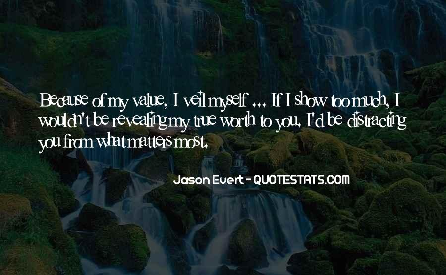 Revealing True Self Quotes #448049