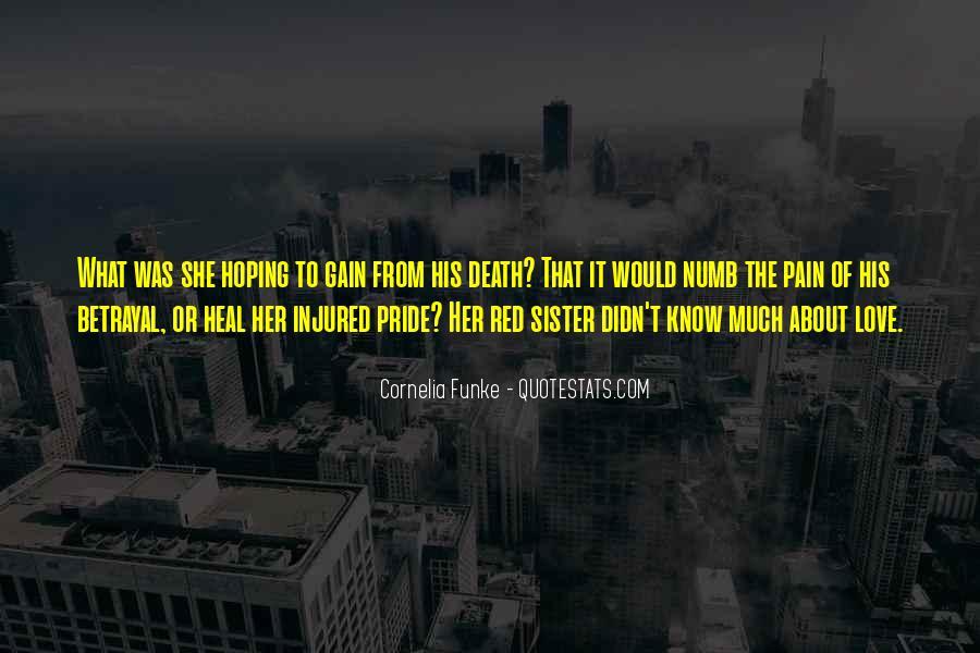 Revenge Betrayal Quotes #1041631