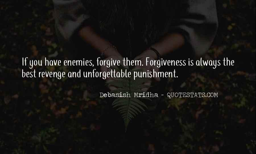 Revenge From Love Quotes #31216