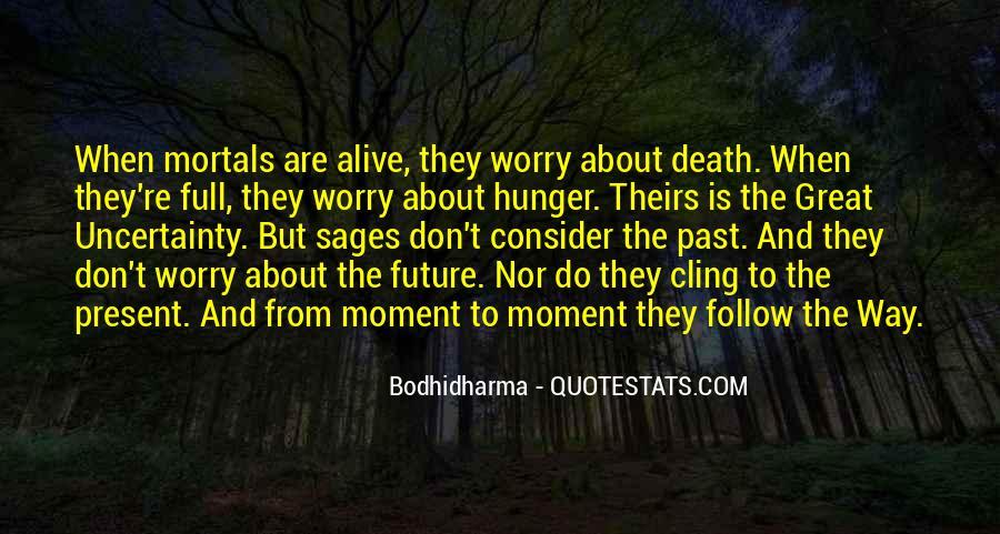 Reverend Mother Gaius Helen Mohiam Quotes #1223808