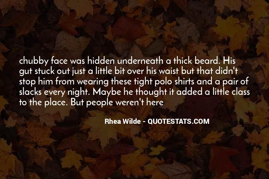 Rhea Quotes #1037139