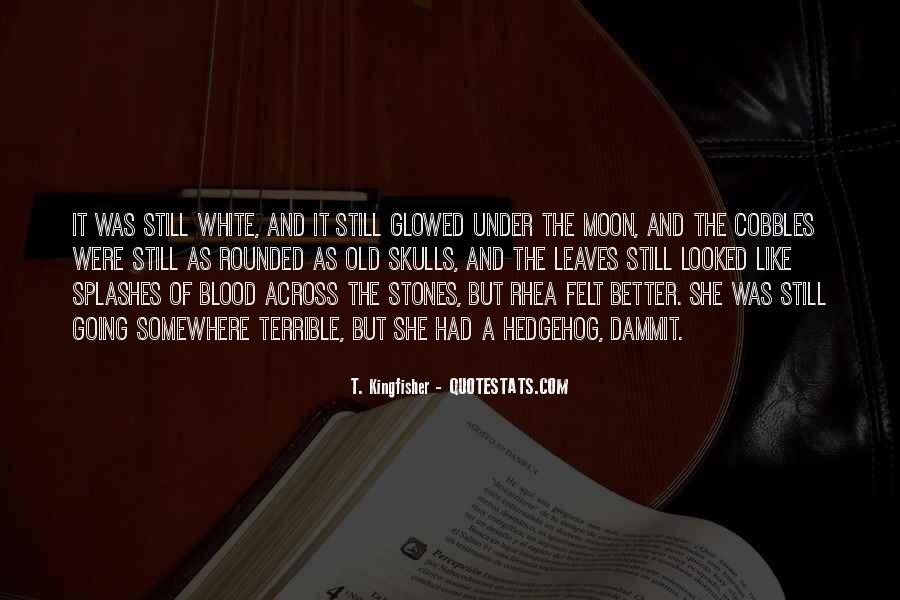 Rhea Quotes #1135231