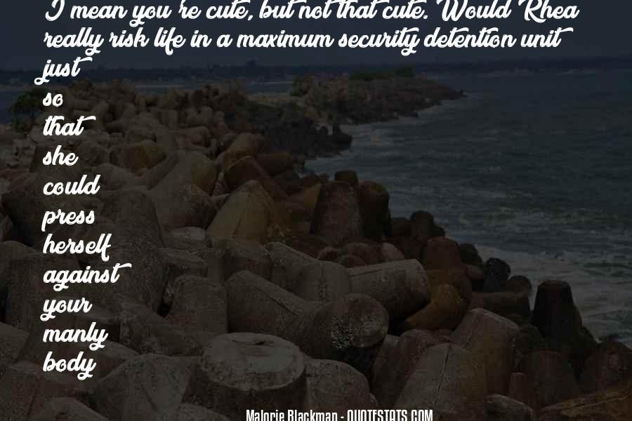 Rhea Quotes #1145871