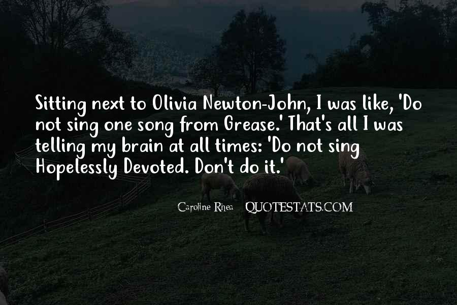 Rhea Quotes #1542173