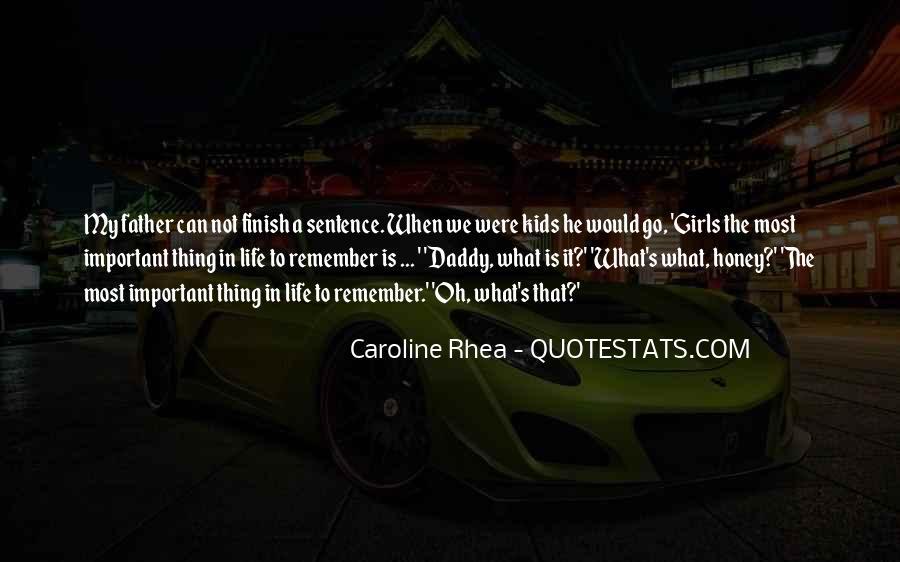 Rhea Quotes #1679877