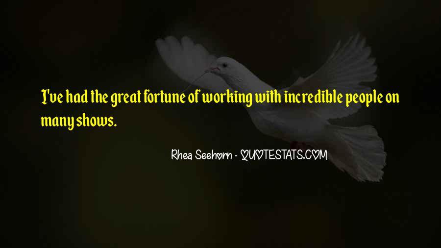 Rhea Quotes #439198