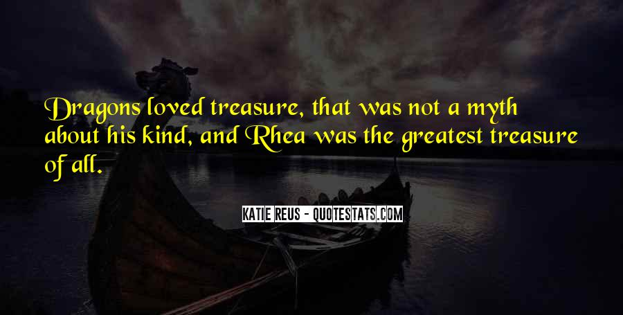 Rhea Quotes #502578
