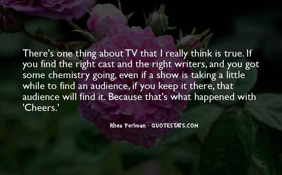 Rhea Quotes #894919