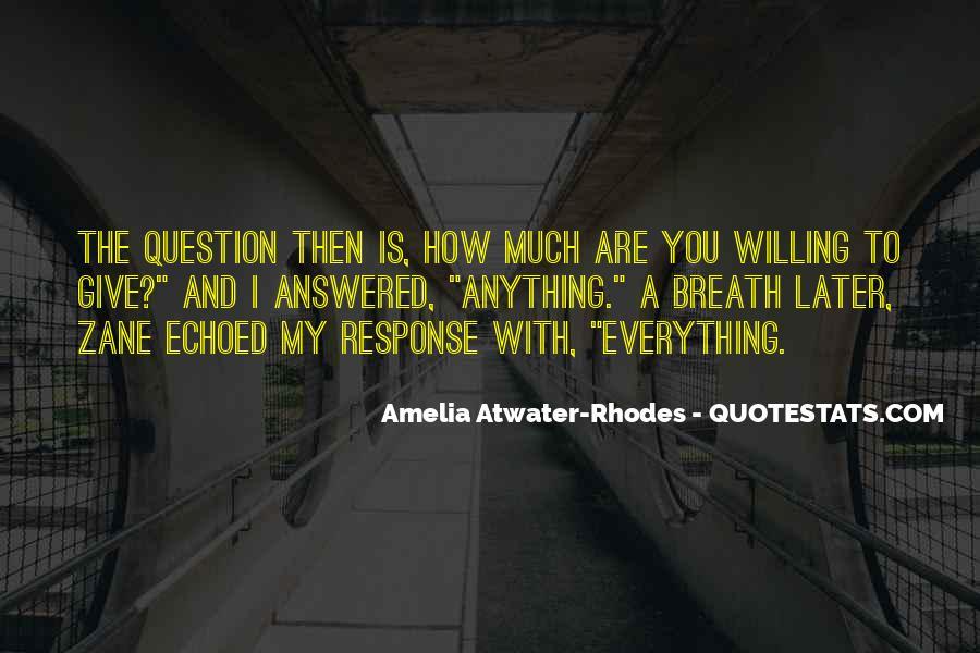 Rhodes Quotes #150848