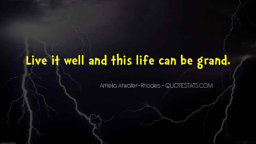 Rhodes Quotes #153702
