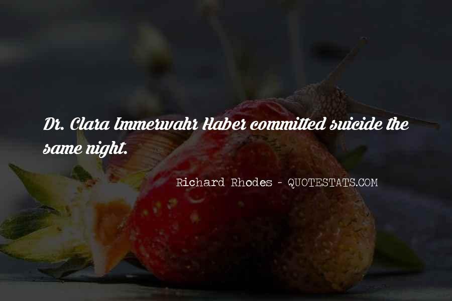 Rhodes Quotes #222687