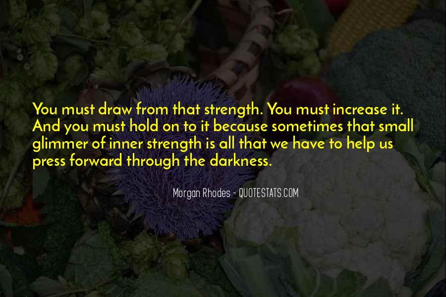 Rhodes Quotes #227034