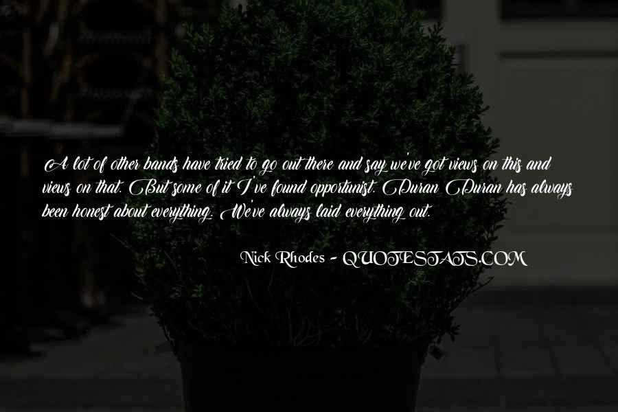 Rhodes Quotes #240995