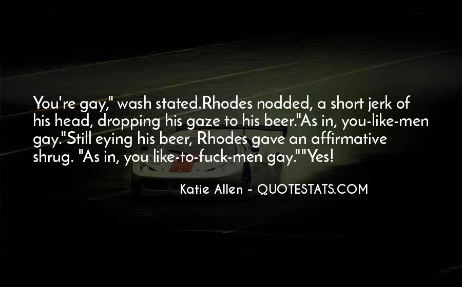 Rhodes Quotes #25635