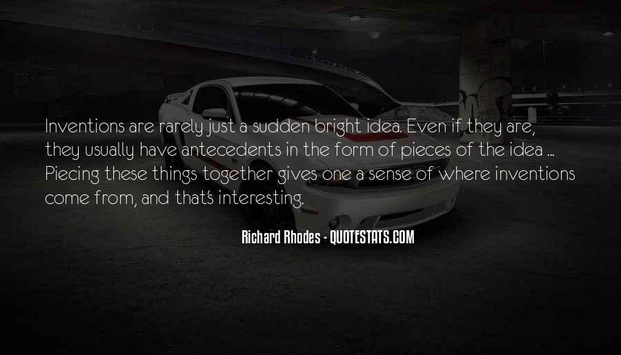 Rhodes Quotes #258869