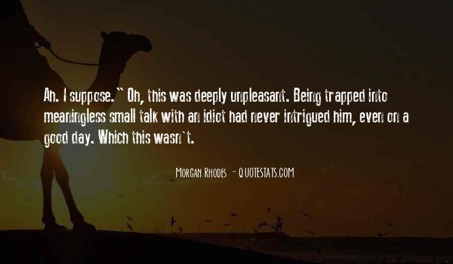 Rhodes Quotes #26917