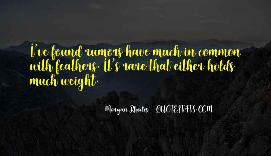 Rhodes Quotes #372834
