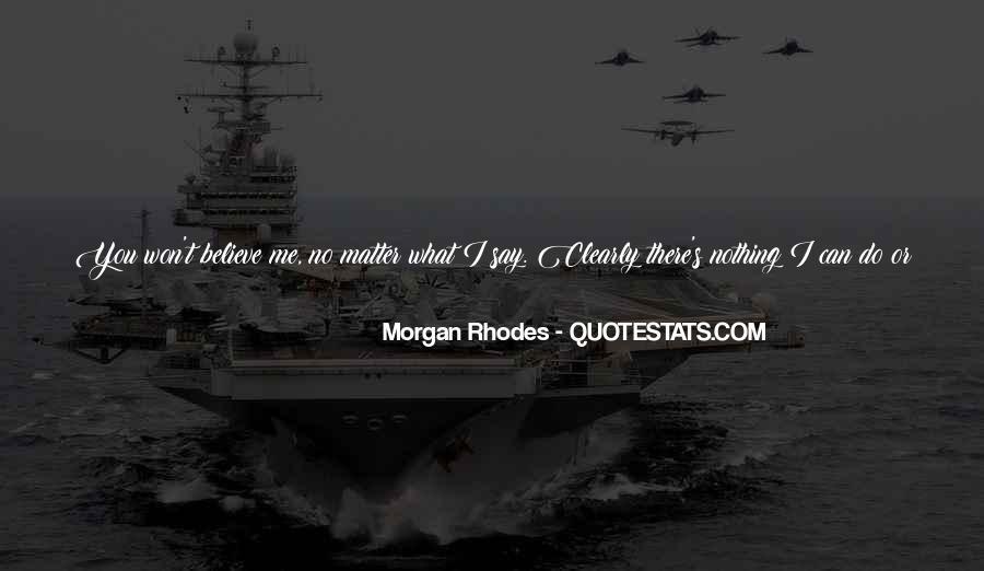 Rhodes Quotes #378159