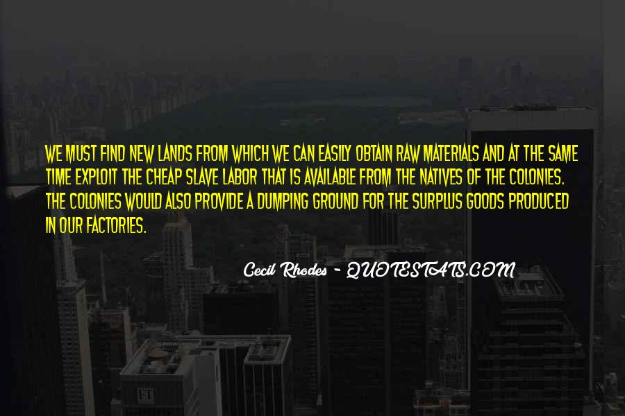 Rhodes Quotes #408938