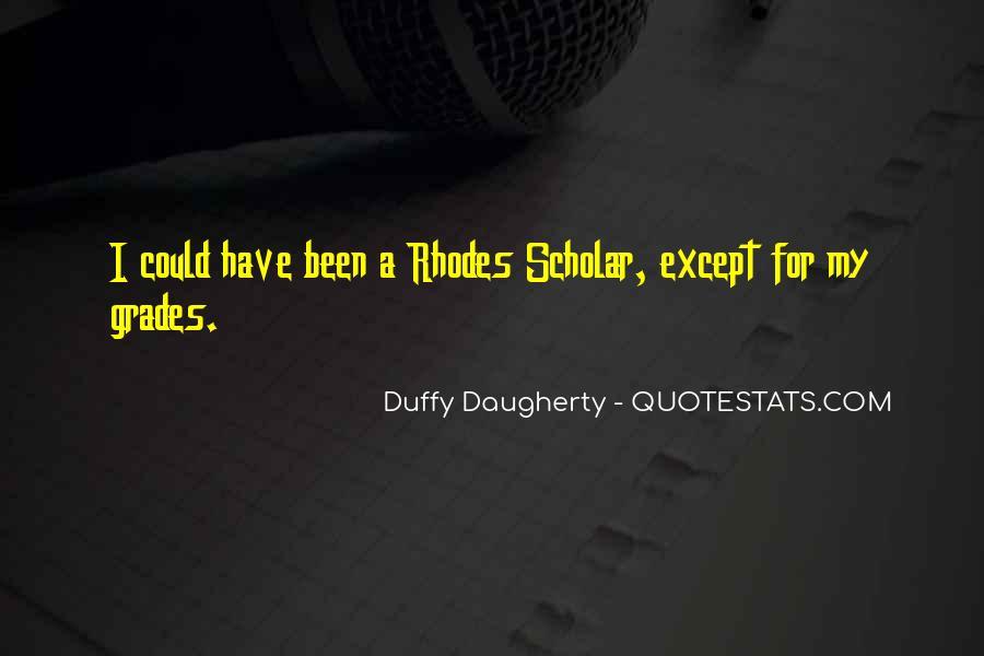 Rhodes Quotes #409068