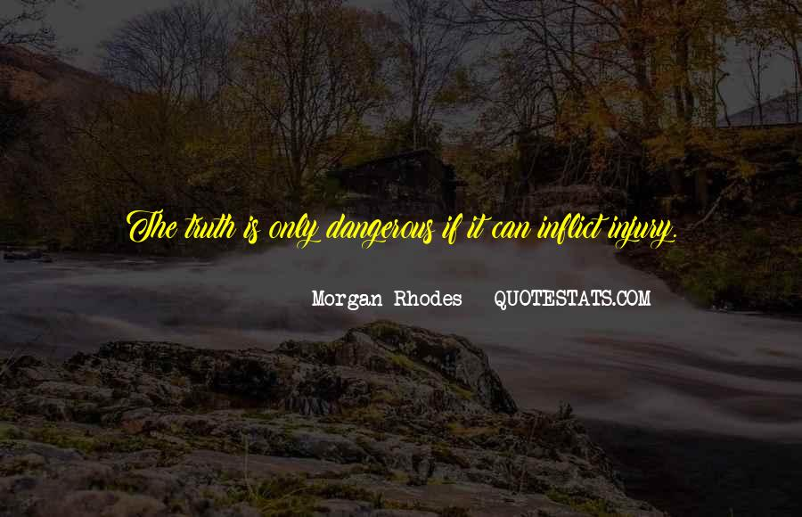 Rhodes Quotes #43542