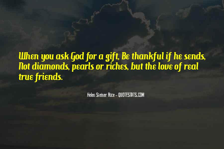Rice To Riches Quotes #1765361