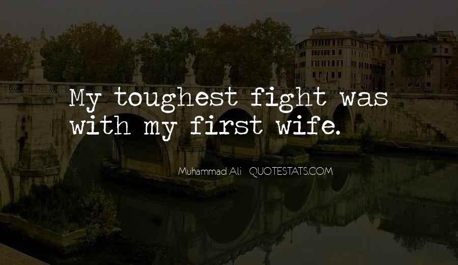 Quotes About Muhammad Ali #139892