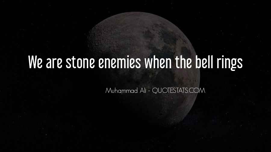 Quotes About Muhammad Ali #148824