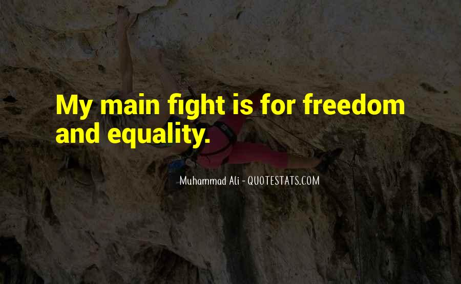 Quotes About Muhammad Ali #150079