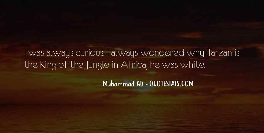 Quotes About Muhammad Ali #166778