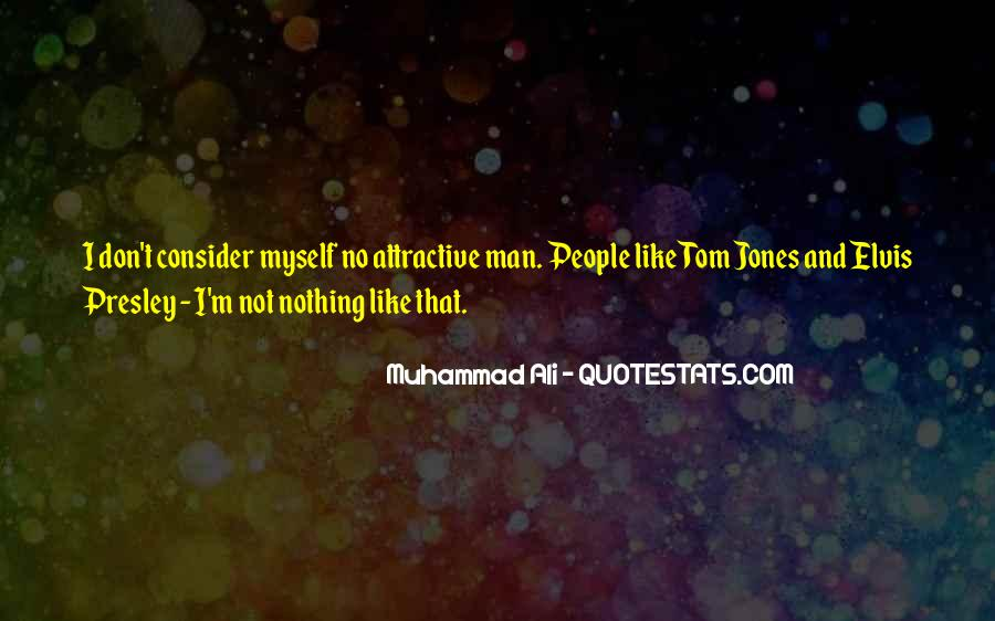Quotes About Muhammad Ali #18755