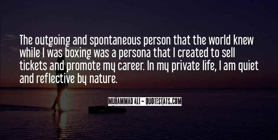 Quotes About Muhammad Ali #216220